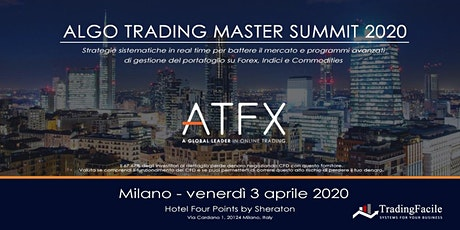 ALGO TRADING MASTER SUMMIT 2020 tickets