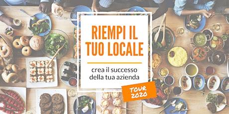 RIEMPI IL TUO LOCALE TOUR 2020 @ ROMA biglietti