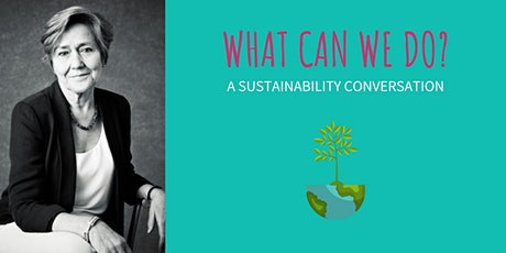 What can we do? A Sustainability Conversation tickets