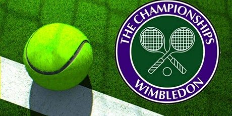 Wimbledon Mens' Final Live! tickets