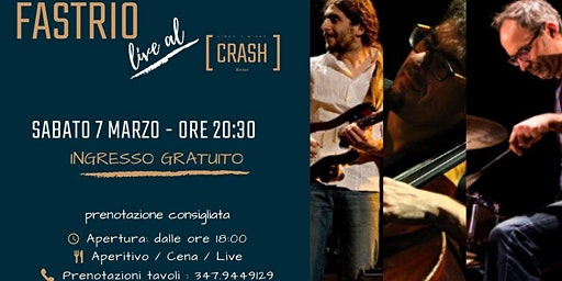 Jazz Do It // FASTrio live al Crash Roma