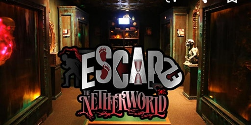 Escape room at Netherworld!
