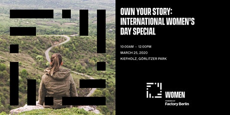 Own Your Story: International Women's Day Special tickets