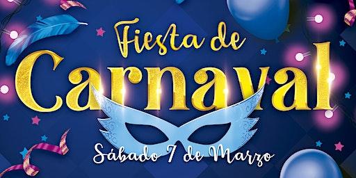 Carnaval @ Salón de Fiestas (La Almolda / Zaragoza)
