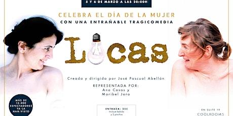 Día de la Mujer: Obra de teatro 'LOCAS' en CoolRooms Atocha entradas