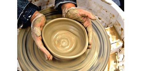 Pottery Class - Clay and Coffee  (10-06-2020 starts at 6:30 PM) tickets