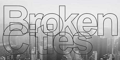 Debby Potts' Broken Cities Book Launch tickets
