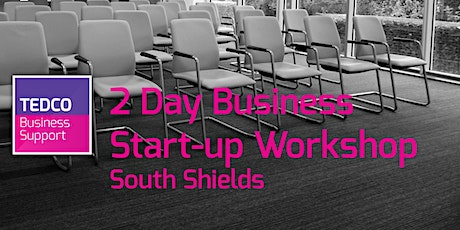 Business Start-up Workshop South Shields (2 Days) May tickets