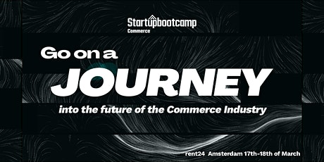Startupbootcamp Final Selection Days - Commerce 2020 tickets