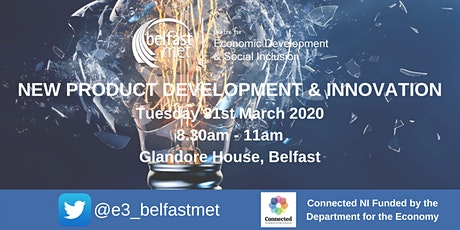 New Product Development and Innovation tickets