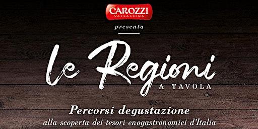 Toscana | Le Regioni a Tavola Carozzi
