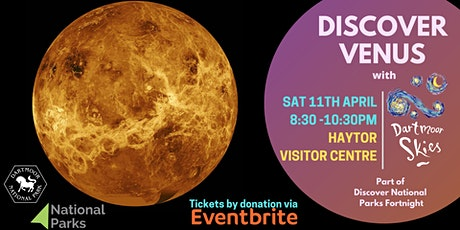 CANCELLED - Discover Venus tickets