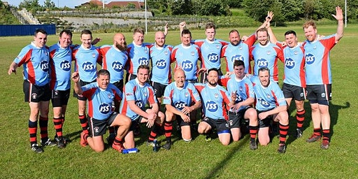 Cancer Crusaders rugby charity match in aid of Tom Smith