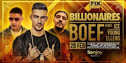 Billionaires W/ Boef LIVE