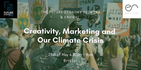 Creativity, Marketing and Our Climate Crisis: Interactive Webinar tickets