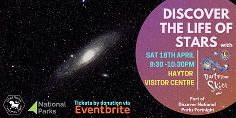 CANCELLED - Discover the Life of Stars tickets