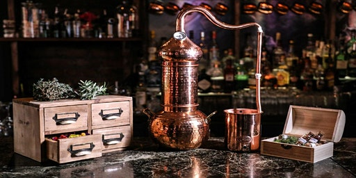 Gin School - Make your own gin at a distillery on the Wirral