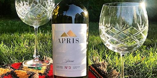 PA Wine Tasting- APRIS Wines from Armenia