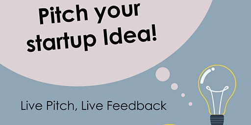 Pitch Your Startup Idea