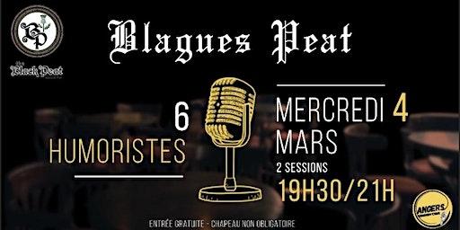 Soirée Blagues Peat #2 - SESSION 1 (19h30) -