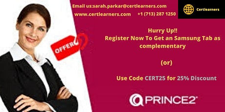 Prince2® Foundation 2 Days Certification Training in Oxford,England,UK tickets