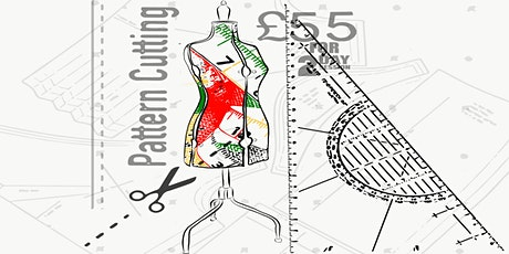 Pattern Cutting Waistcoat Workshop tickets