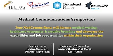 Medical Communications Symposium tickets