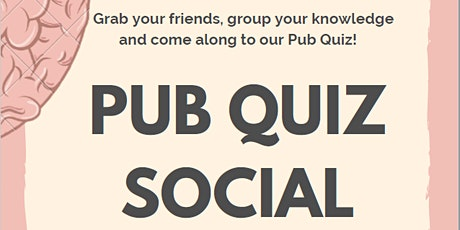 Incoming Pub Quiz Social tickets