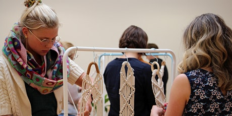 POSTPONED Introduction to The Art of Macramé tickets