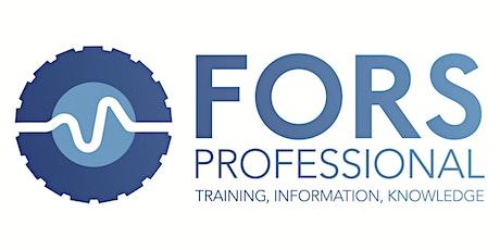 FORS Practitioner Recertification - Nottingham tickets