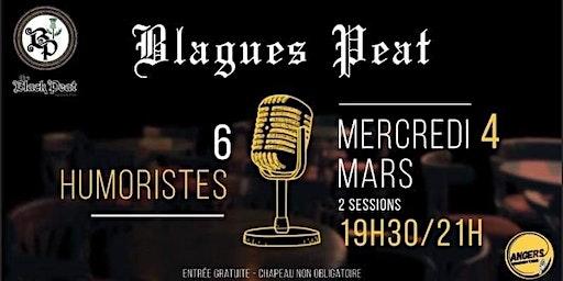 Soirée Blagues Peat #2 - SESSION 2 (21h) -