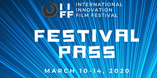 FESTIVAL PASS - Full Access to all Networking Apéros and Films