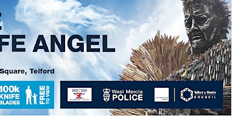 Knife Angel Poetry Workshop with Steve Pottinger tickets