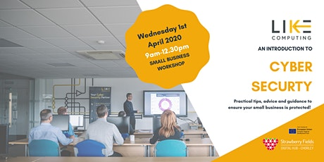 Cyber Security Workshop for Small Businesses tickets