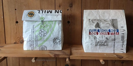 RE-UP Bag Making at W3 Gallery tickets