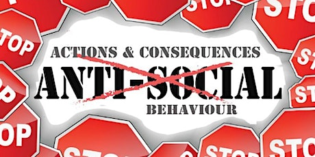 Social Media and Anti-Social Behaviour - A Police Perspective tickets