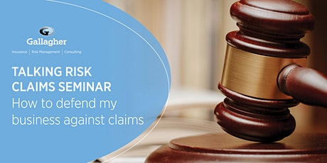 Talking Risk - How to defend my business against claims tickets