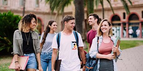 ¡Tu curso de idiomas en el extranjero! Ven a nuestras jornadas informativas entradas