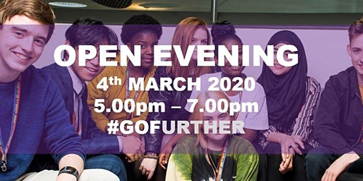 Open Event - March 2020