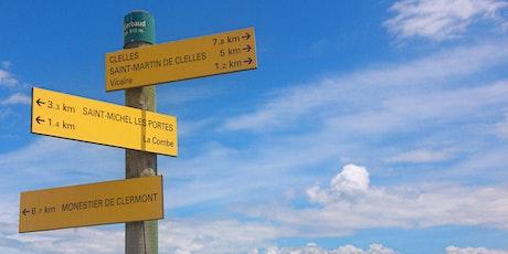 Atelier OpenStreetMap : cartographie des sentiers de randonnée billets