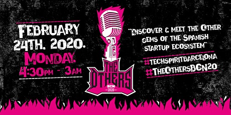 #TheOthersBCN20 - Tech Spirit Barcelona tickets
