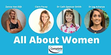 All About Women - Q&A expert panel tickets