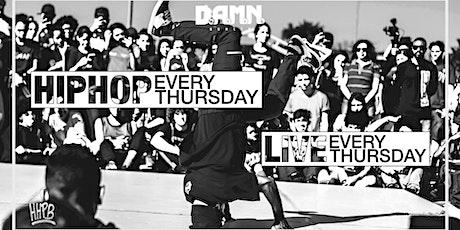 DAMN Berlin ° Hip Hop ° Live Mc & DJ ° Tickets