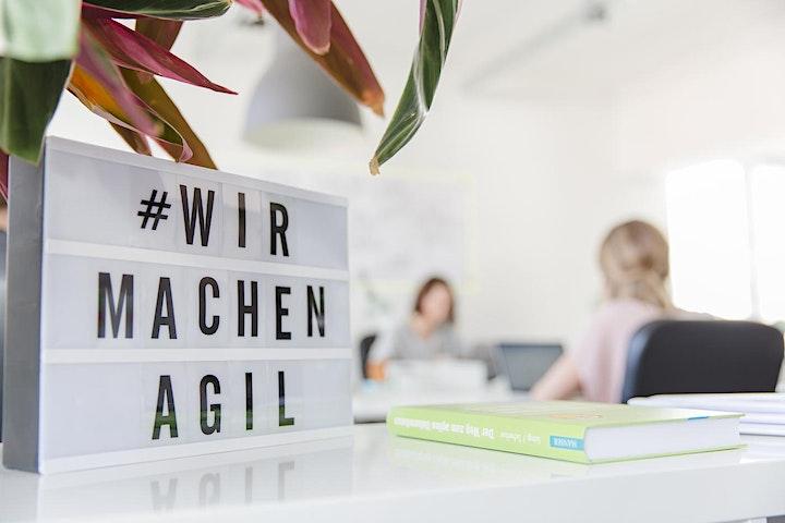 Agile Sprechstunde mit Christian Hahlen - virtuell oder persönlich: Bild