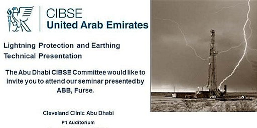 UAE: Lightning Protection  and Earthing Technical Presentation