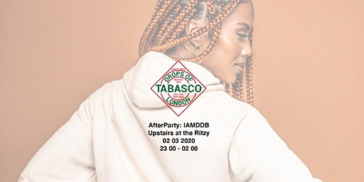 Drops of Tabasco AfterParties: IAMDDB