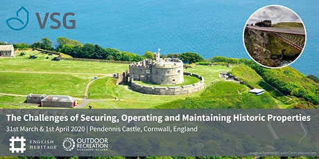 VSG Challenges of Securing, Operating and Maintaining Historic Properties tickets