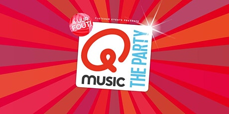 Qmusic the Party - 4uur FOUT! in Helmond (Noord-Brabant) 25-09-2021 tickets