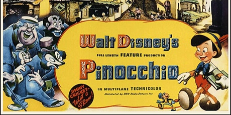 Pinocchio + Puppet Show (80th Anniversary Screening) tickets