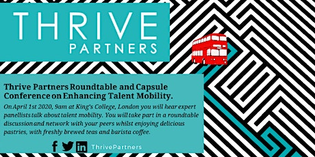 Talent Mobility a Focus? Join Experts from Live Nation, IBM & Monzo tickets